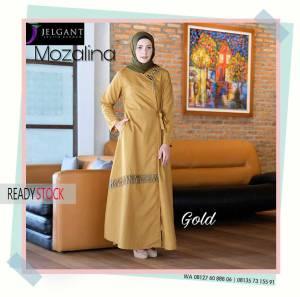 Model Gamis Untuk Kerja Galeri Jilbab