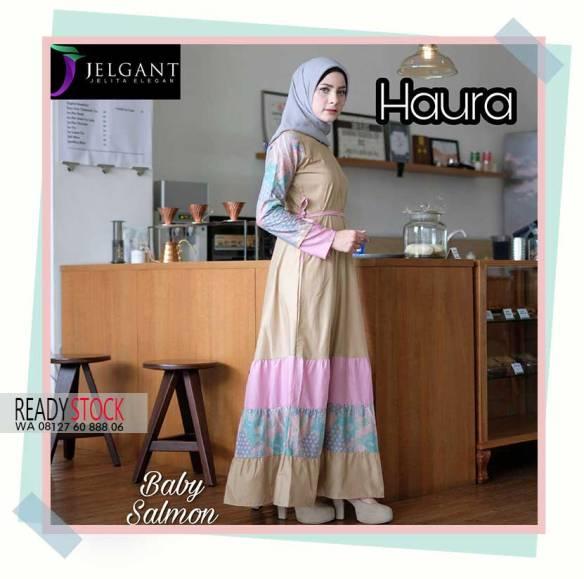 Model Baju Batik Terkini Gamis Batik Modern